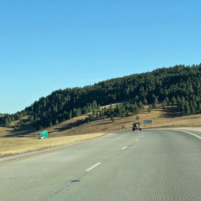 Black Hills serene