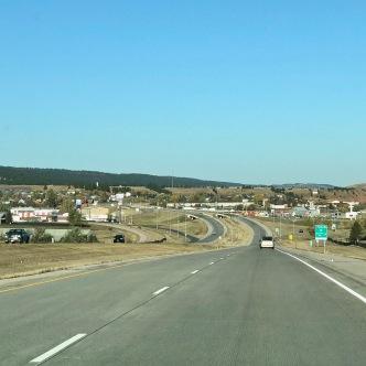 Black Hills Sprawl