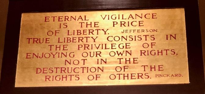 True Liberty...