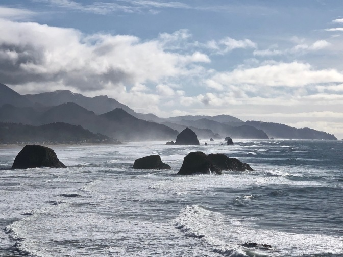 From Ecola State Park