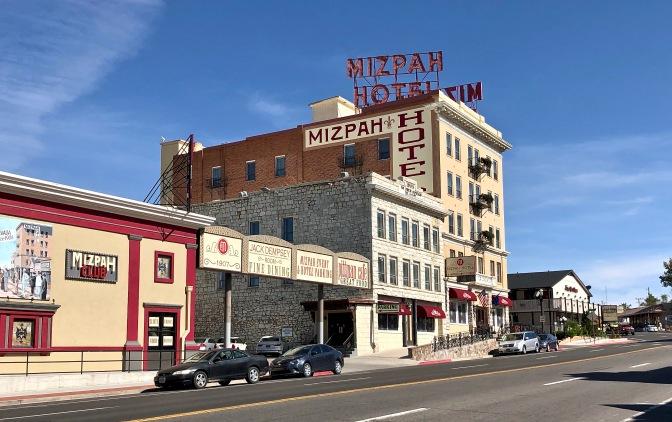 3 Mizpah Hotel