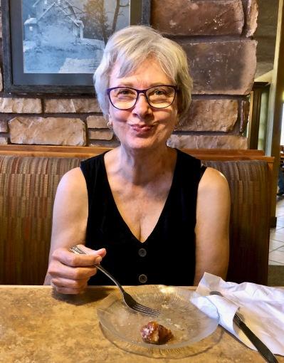 5 Andrea cinnamon bun