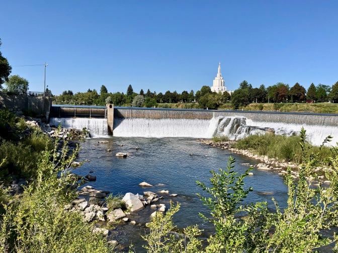 6 Idaho Falls