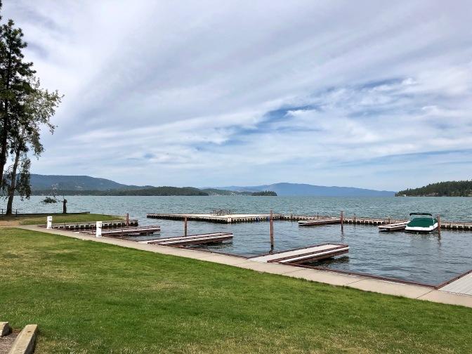 9 Lake marina