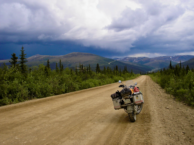 East of Chicken AK